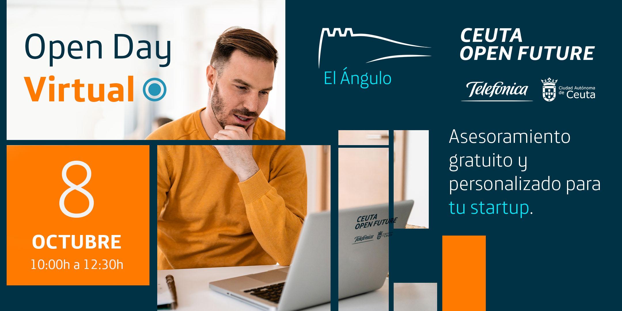 I Open Day Virtual - El Ángulo