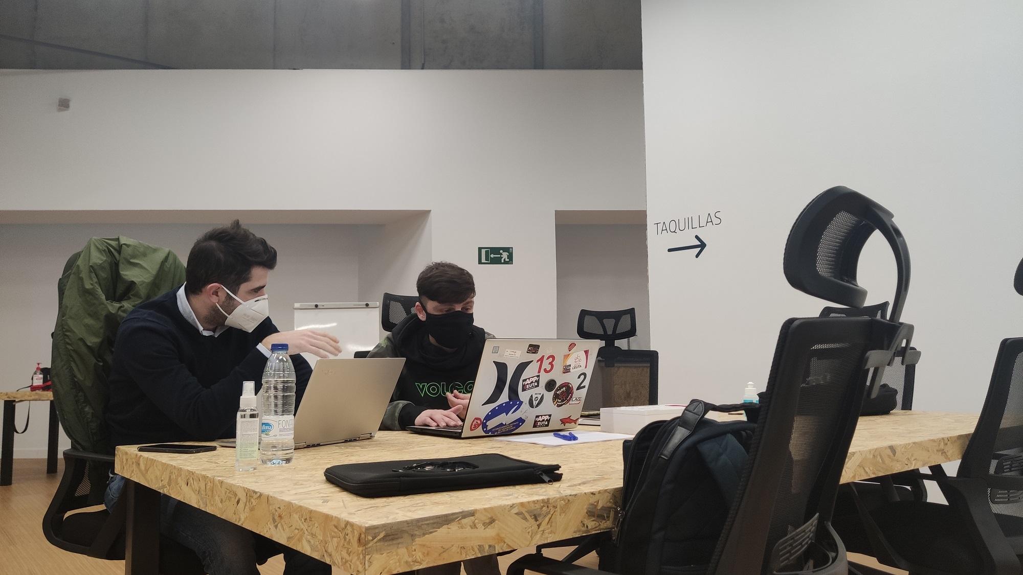 Startups seleccionadas Ceuta Open Future