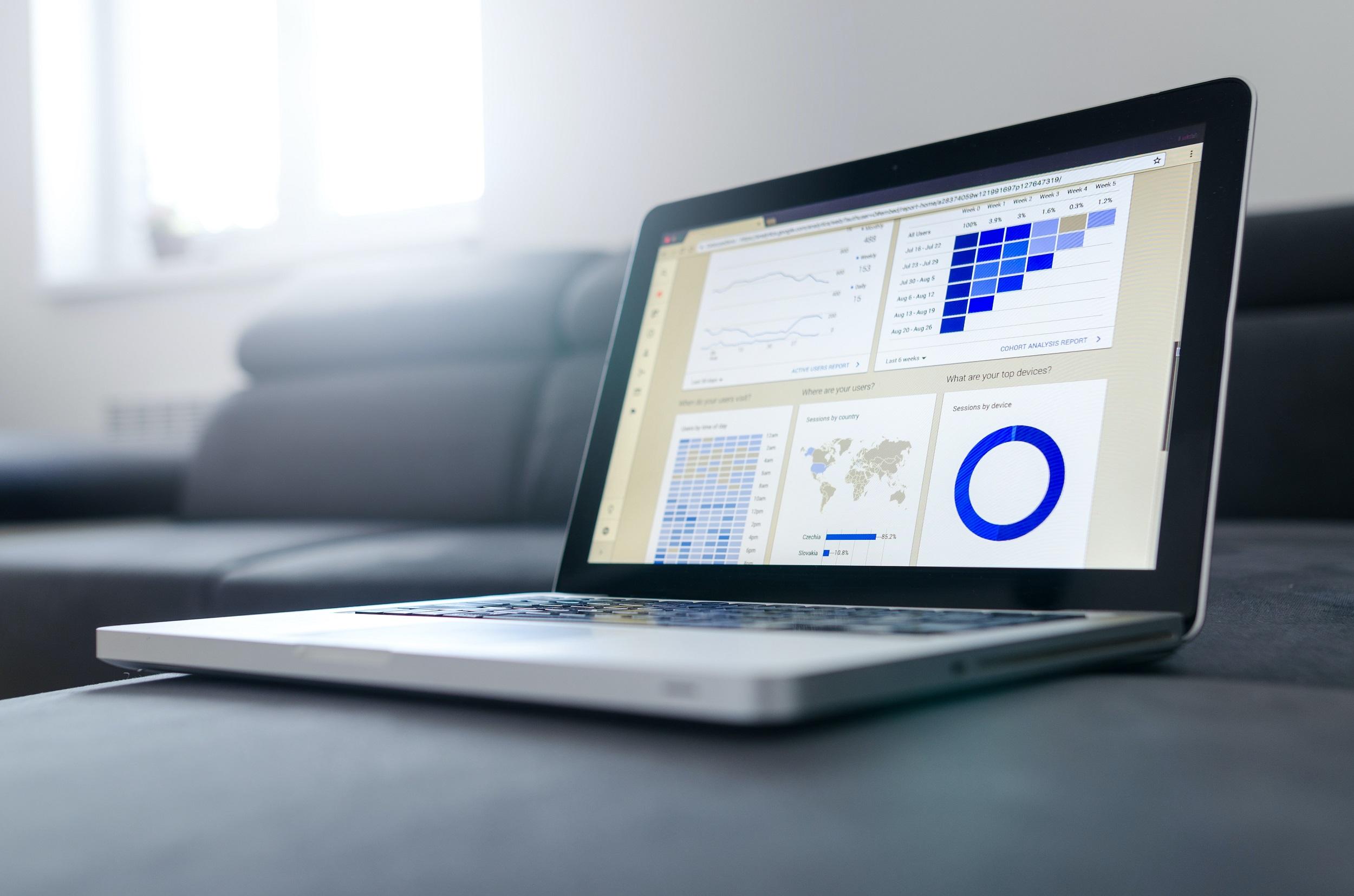 Aplicación dedicada a Business Intelligence y Big Data